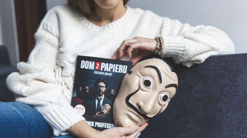 Dom z papieru. Dziennik profesora.