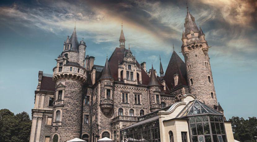 Moszna. Zamek pełen magii