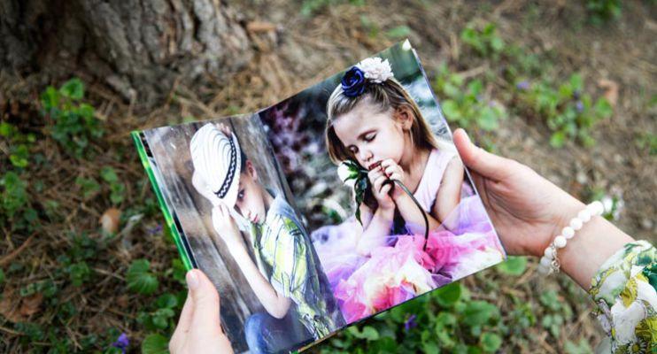 Zachowaj wspomnienia w wyjątkowej fotoksiążce
